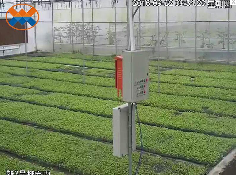 溫濕度監控系統案例