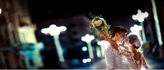 十二星座唯美婚纱照 找寻属于你自己的风格