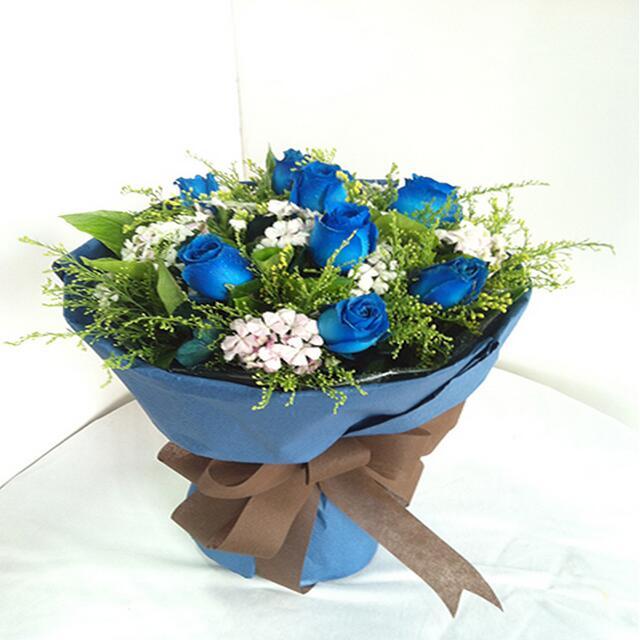 9支藍玫瑰.jpg