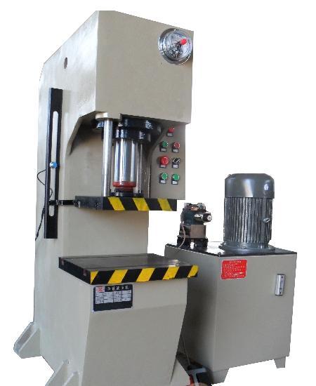 Y41-100T单臂液压机(工:500X500开:600行:360).jpg