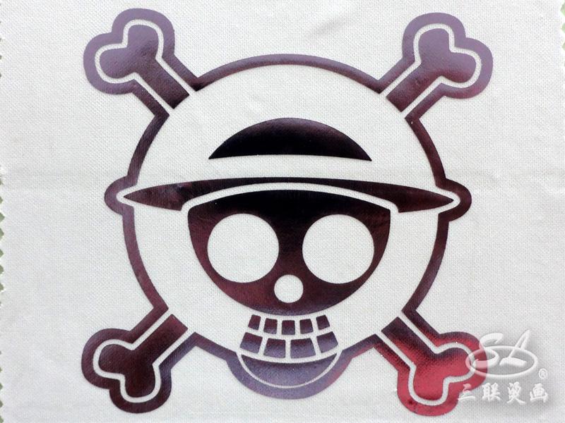 烫金/银膜烫画|网印专色烫画-晋江市三联烫画制品有限公司