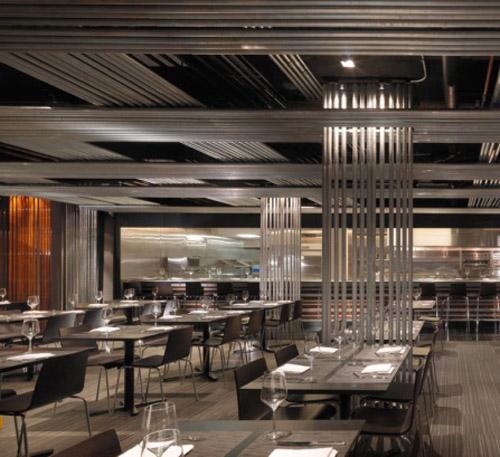 大胆创意的管道餐厅设计案例分享