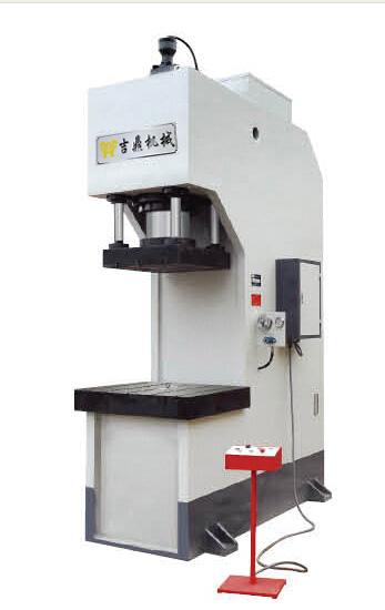 Y41-100T单臂液压机(工:600X600开:800行:600)副本.jpg