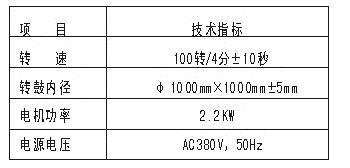 MKM-1000型米库姆转鼓机