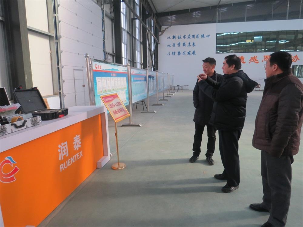 图004 北京电子学会领导到公司参观.JPG