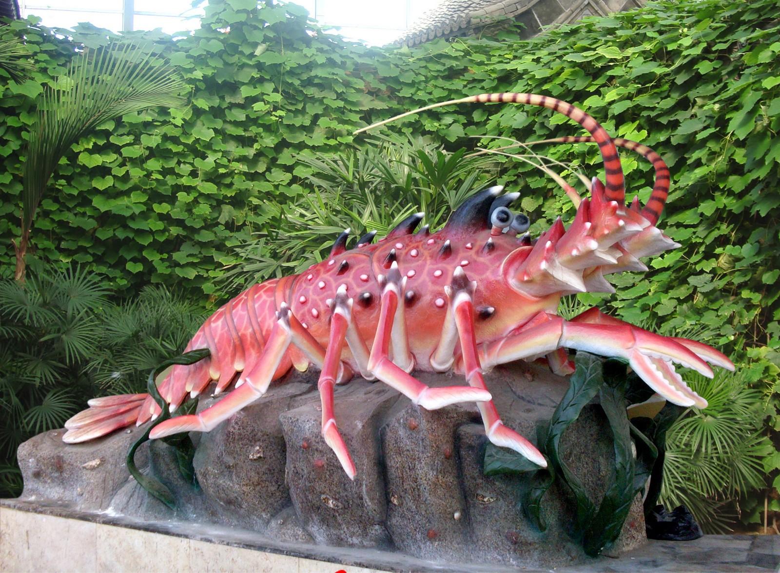 龍蝦雕塑.jpg