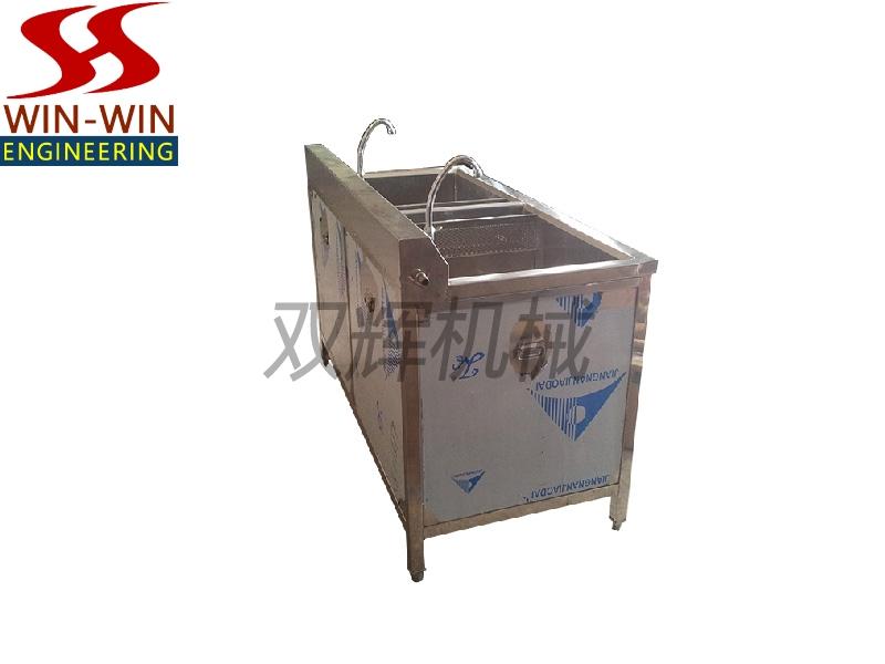 双槽多功能果蔬清洗机DQX-1500