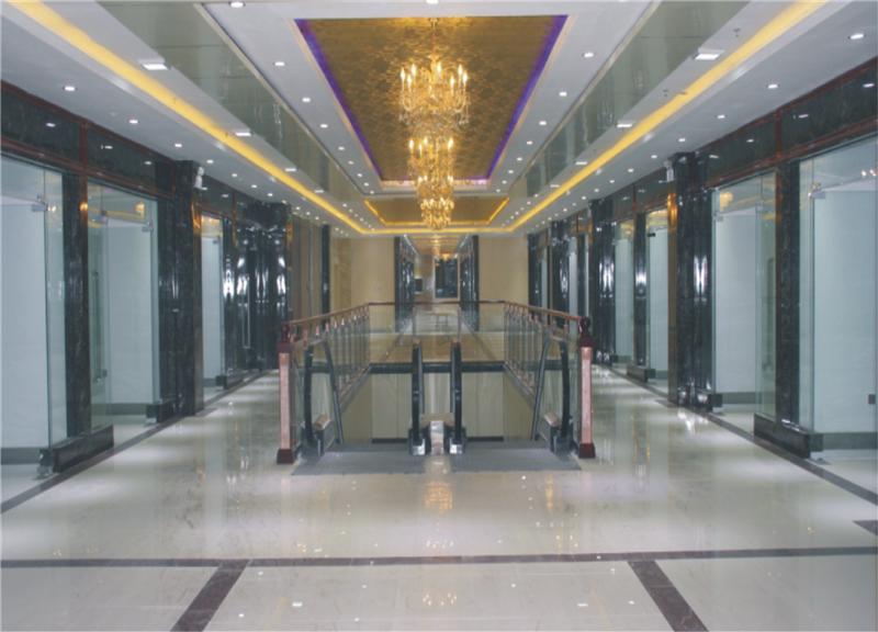 南陽市臥龍城跨境電子商務辦公樓|項目展示-南陽市臥龍城