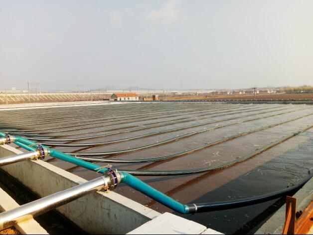 煙臺污水處理廠