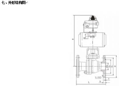PSRQ641PPL气动球阀