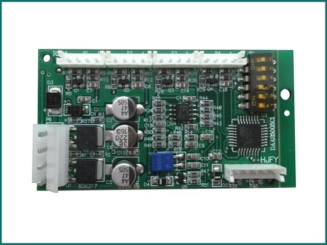 互生网站产品 OTIS DAA25005 PCB Board Lift Spare parts Address plate RS14 blank.jpg