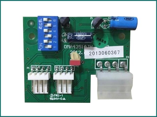 互生网站产品 OTIS elevator button board LHB-052A ,elevator pcb.jpg