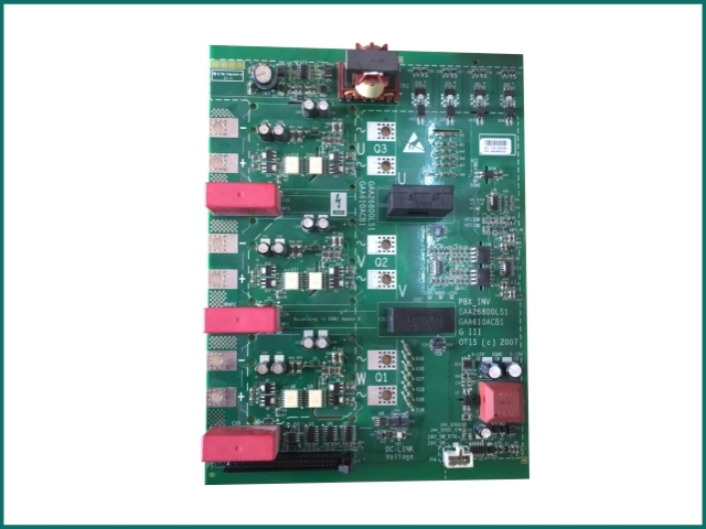 互生网站产品 OTIS Elevator inverter board GAA26800LS1,Elevator pcb.jpg