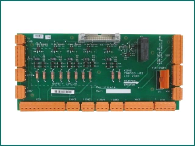 互生网站产品 kone elevator parts LCE230S KM760350G01 elevator pcb board.jpg