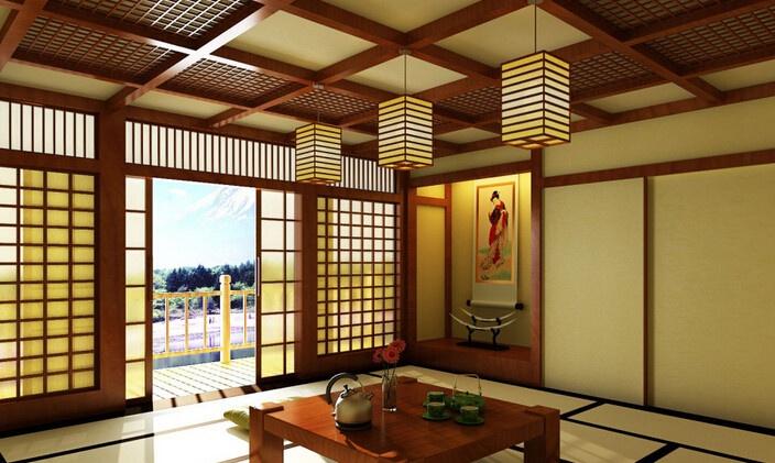 日式室内装修要注意什么答:日式室内设计中色彩多偏重于原木色,以及竹
