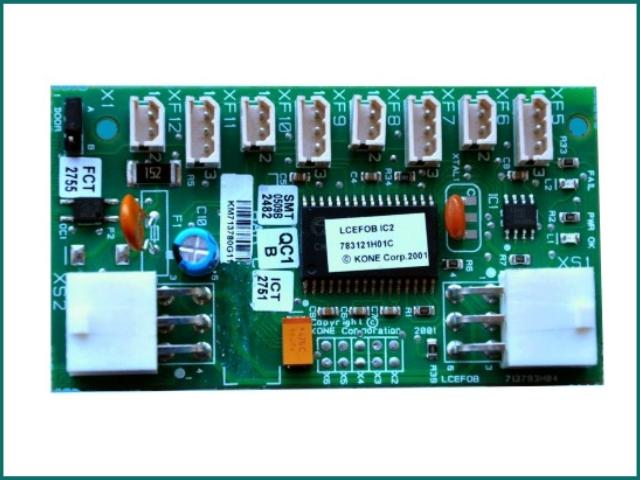 互生网站产品 Kone elevator pcb LCEFOB KM713780G11, elevator circuit board.jpg