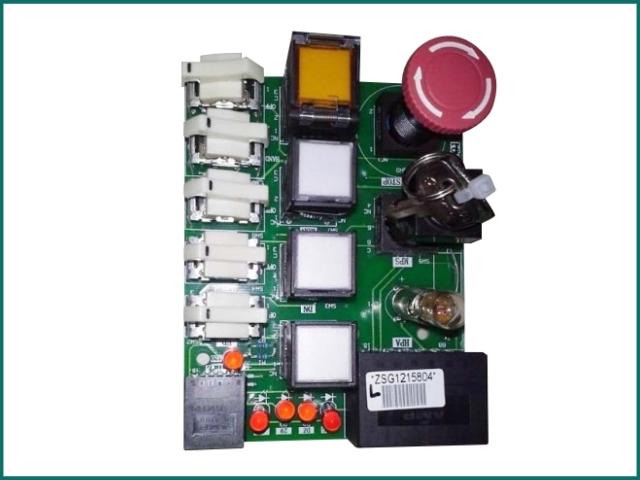 互生网站产品 Mitsubishi elevator display board P266702B000G11.jpg