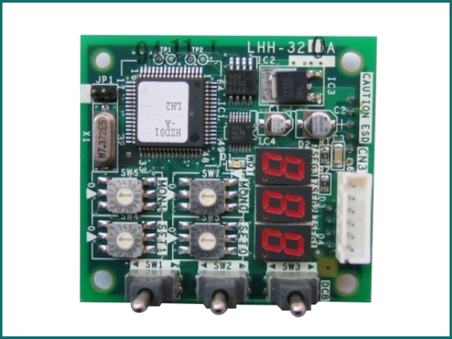 互生网站产品 Mitsubishi elevator display board LHH-320A.jpg
