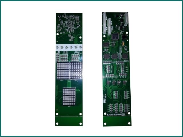 互生网站产品 Mitsubishi Elevator Parts outbound board P366715B000G06 original spot.jpg