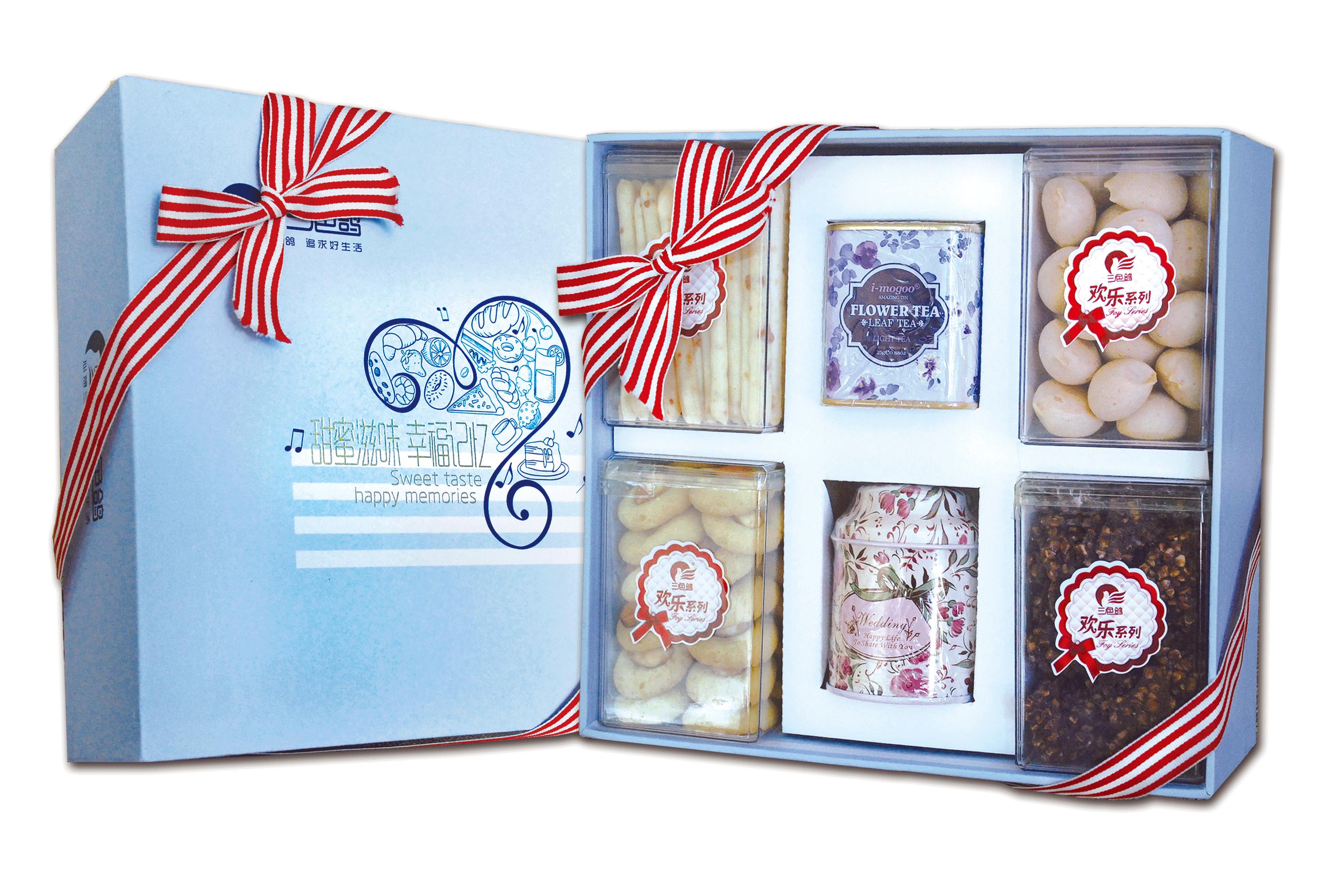 礼盒系列|西点系列-南阳三色鸽食品有限公司
