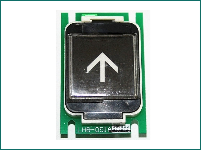 互生网站产品 mitsubishi elevator button panel LHB-051AG02, mitsubishi operator panel, elevator operation panel.jpg