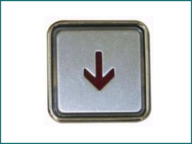 互生网站产品 Thyssen Elevator Buttons , Thyssenkrupp Push Call Button Super Thick.jpg