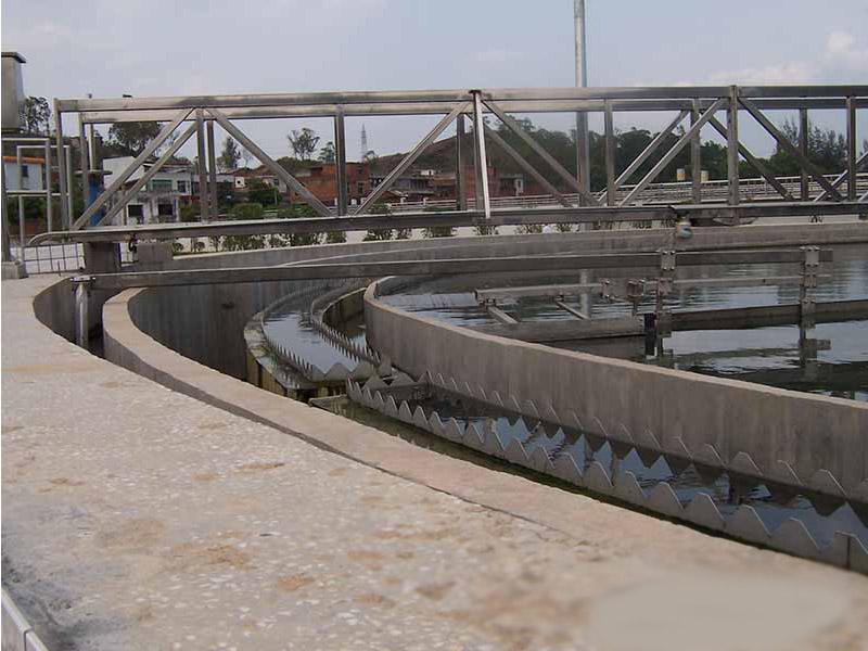 城市污水处理系统