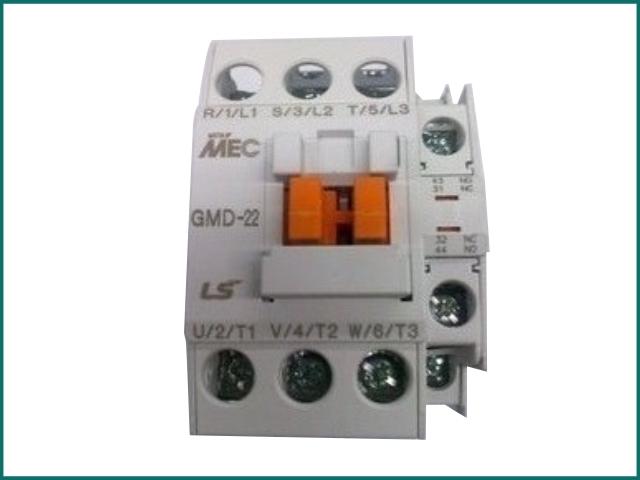 互生网站产品 LG elevator contactor GMD-22 DC 48V elevator part.jpg