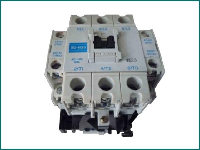 互生网站产品 Mitsubishi elevator contactor SD-N35 24V , Mitsubishi parts.jpg