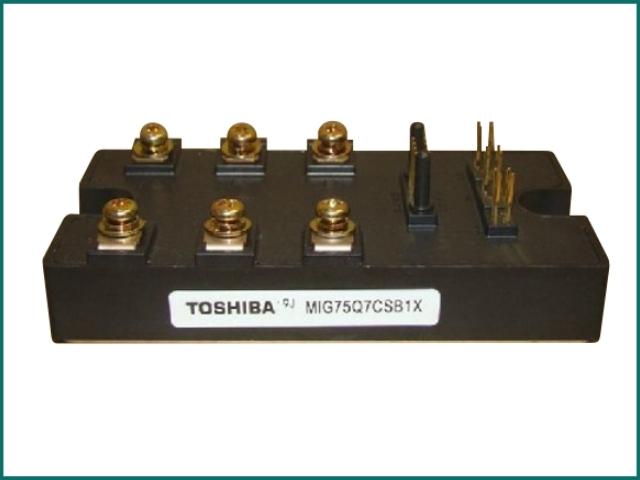 互生网站产品 Toshiba Escalator Elevator Lift Spare Parts , Elevator Module IGBT MIG75Q7CSB1X.jpg
