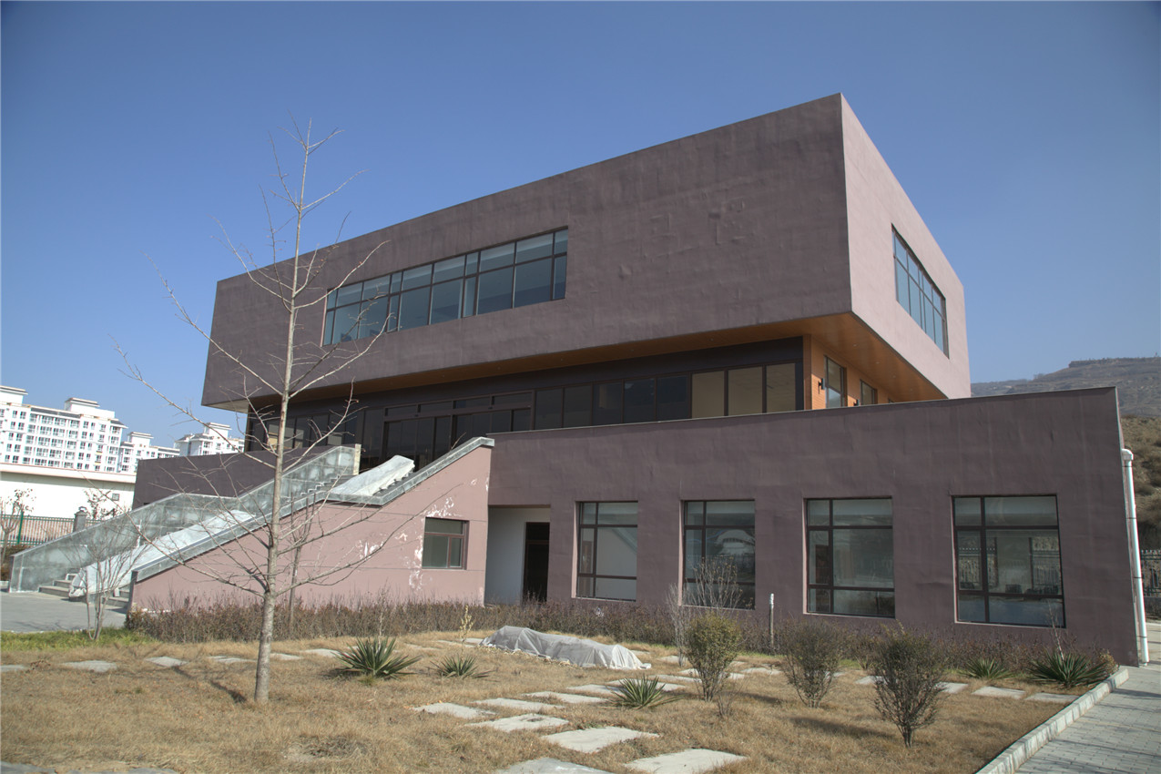 东科河服务中心|案例展示-天水大成隆源建筑新材料有限公司