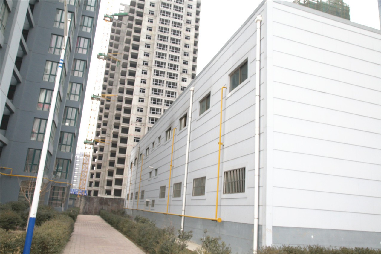 華天超市|案例展示-天水大成隆源建筑新材料有限公司