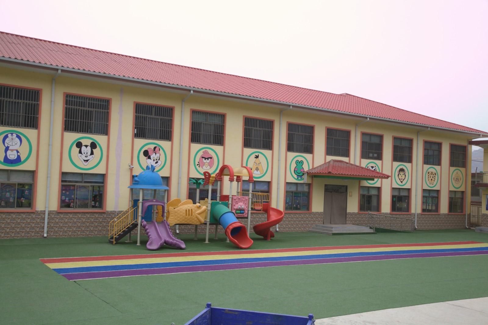 藉口幼兒園|案例展示-天水大成隆源建筑新材料有限公司