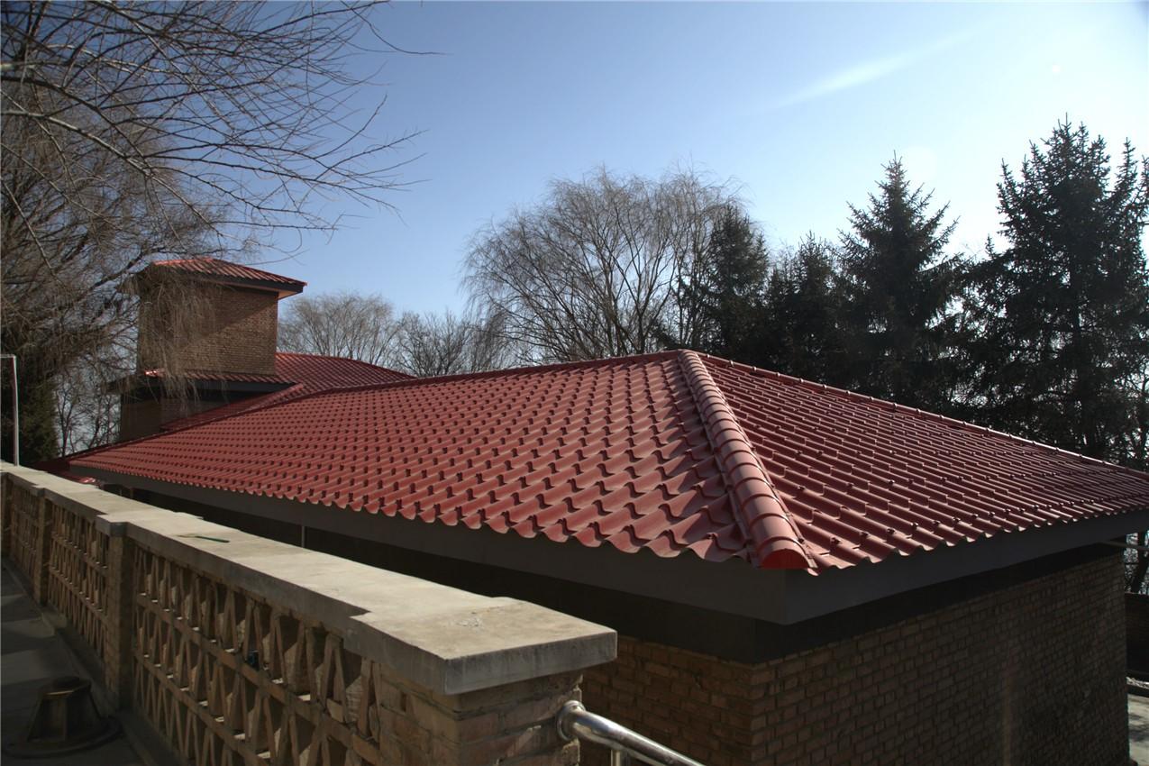 天水市广播电视调频转播台屋面改造工程|案例展示-天水大成隆源建筑新材料有限公司