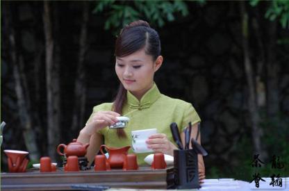龙翰茶芸1