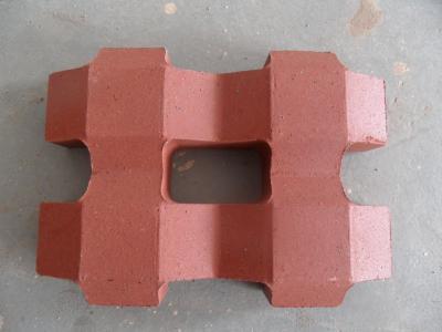 井字型植草砖规格