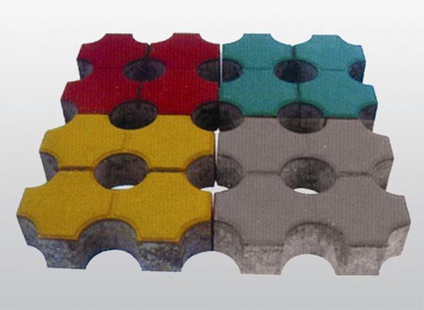 九孔植草砖规格