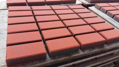 彩色透水砖规格