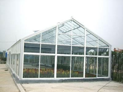 玻璃温室大棚|其他产品-西安鑫华玻璃有限公司