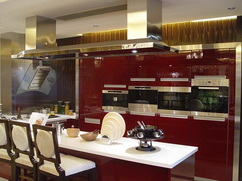 别墅装修案例-厨房