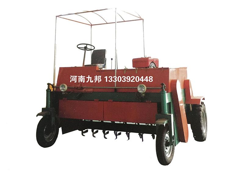 轮式翻堆机 WF-FD2000