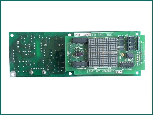 互生网站产品 Hitachi elevator display board FB-HLAN (BO) , Hitachi elevator PCB.jpg