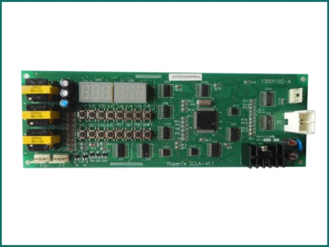 互生网站产品 Hitachi Elevator Communication Board SCLA-V1.1 , elevator pcb.jpg