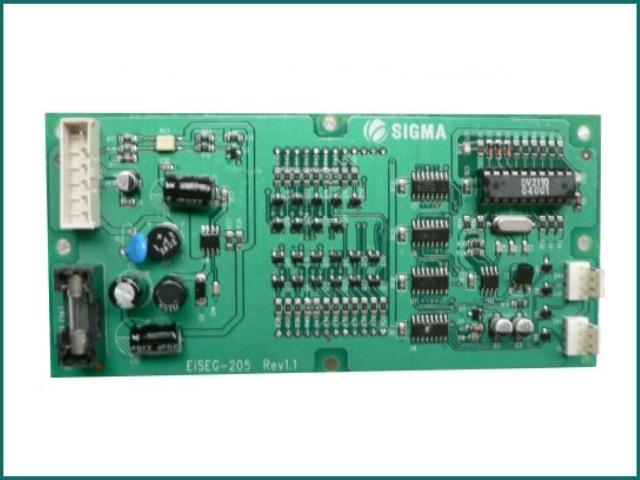 互生网站产品 LG elevator Display Board EiSEG-205 , LG Elevator Parts...jpg