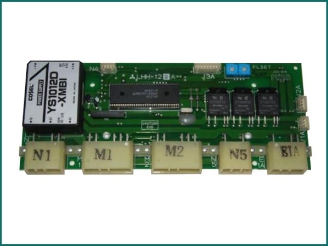 互生网站产品 MITSUBISHI Elevator Control Board LHH-122A , MITSUBISHI Lift Parts.jpg