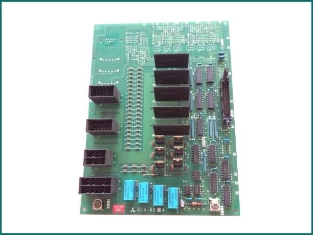互生网站产品 MITSUBISHI Elevator Controller Panel KCA-601A , MITSUBISHI elevator pcb.jpg
