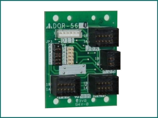 互生网站产品 Mitsubishi elevator switching power supply board DOR-560.jpg