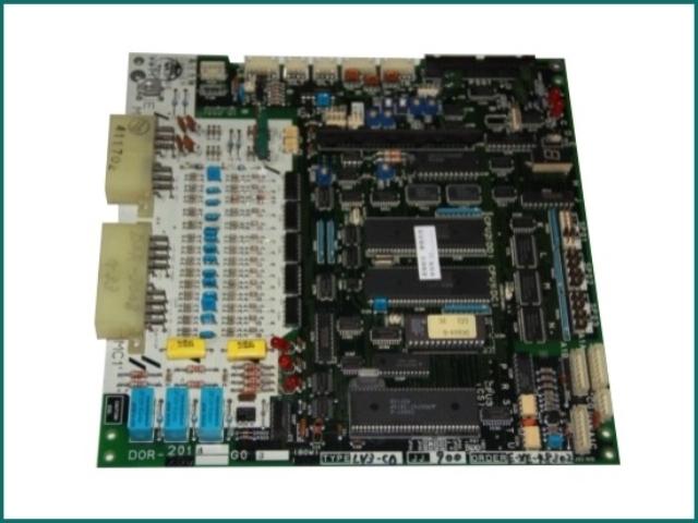 互生网站产品 Mitsubishi elevator PCB DOR-300BG33(DOR-201) , elevator parts.jpg