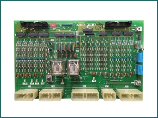 互生网站产品 Mitsubishi elevator PCB board KCZ-400A.jpg