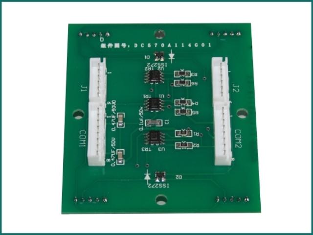 互生网站产品 mitsubishi elevator parts , mitsubishi elevator pcb DC570A114G02.jpg